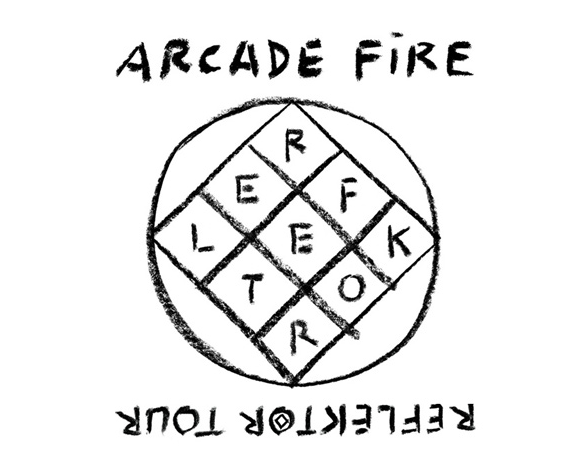 Arcade Fire - Reflektor (whole album, from their official ...
