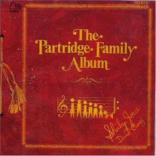 The partridge family i think i love you lyrics genius for Love is a four letter word album cover