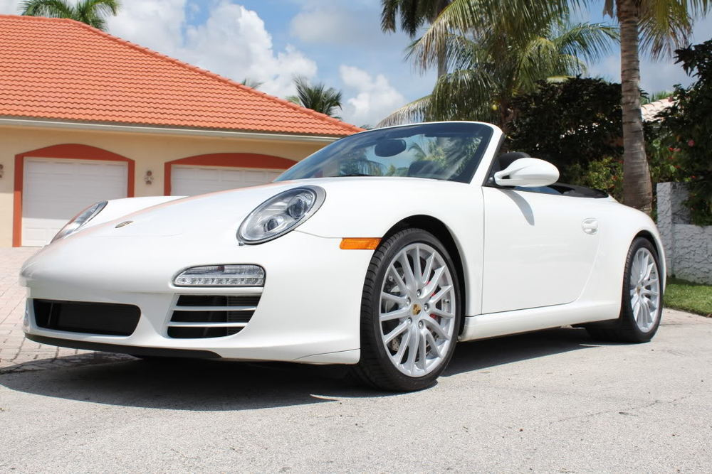 2010 Porsche Carrera S Convertible Pictures, Images and Photos