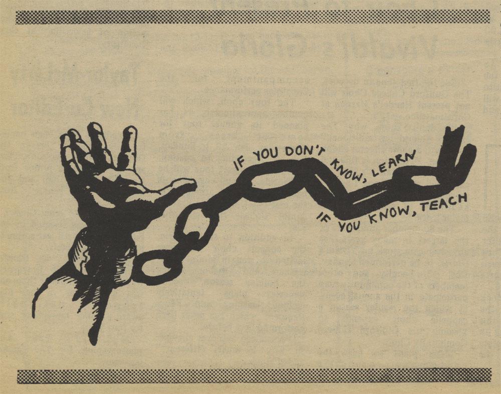Broken Chains Of Slavery