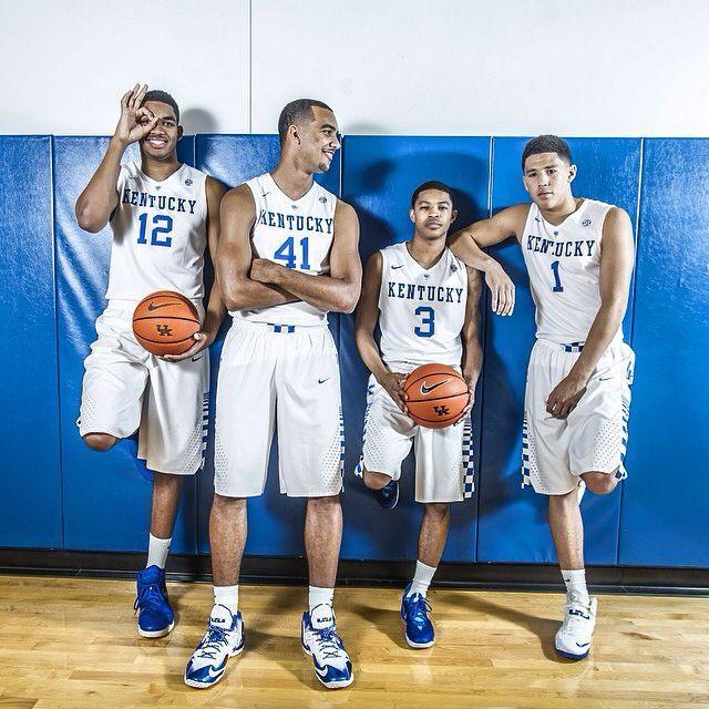 Kentucky Basketball 2014 Team #3 - Tyler Ulis – 20...