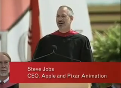 steve jobs commencement speech thesis Transcript of thesis statement for steve jobs in the steve jobs commencement speech, jobs uses a optimistic tone while sharing personal life stories in chronological order what i want to say about this text:.