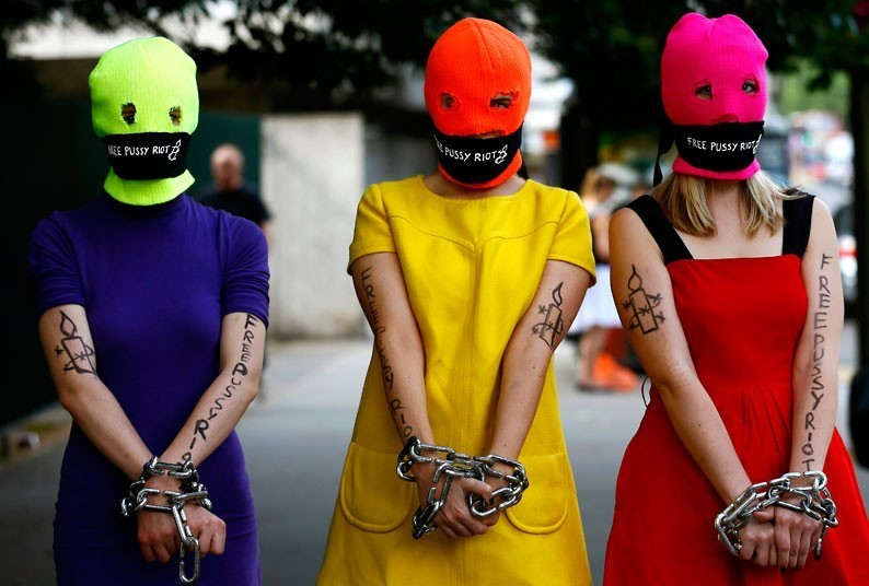pussy riot - photo #11