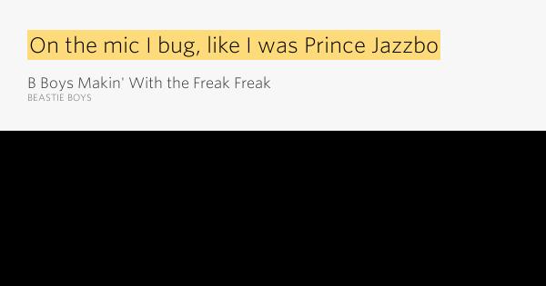 Freaks - Lil' Vicious and Doug E Fresh | REGGAE | World ...