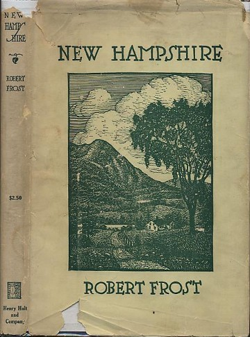 new hampshire by robert frost Frost fell in love with the english countryside, but returned to new hampshire when ww1 began frost moved to beaconsfield with his family in 1911, where he befriended fellow poets ezra pound and edward thomas.