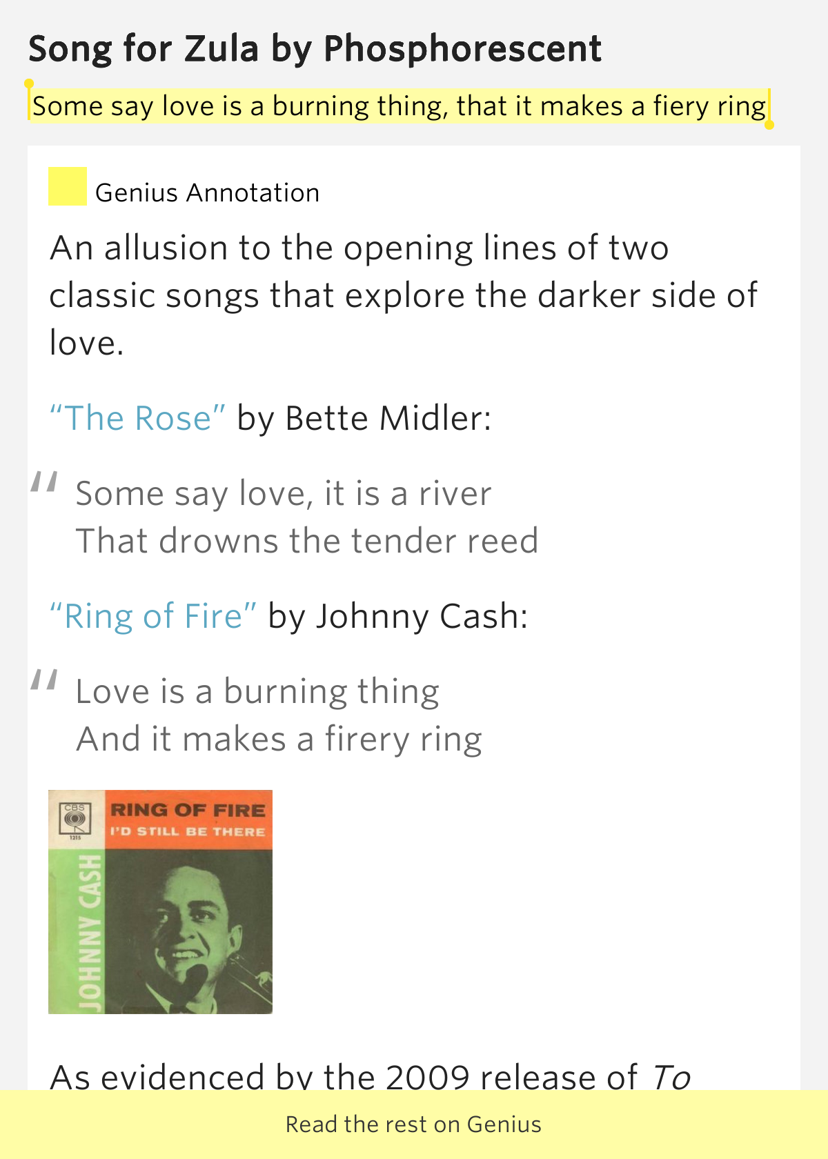 Lyrics for The Rose by Bette Midler - Songfacts