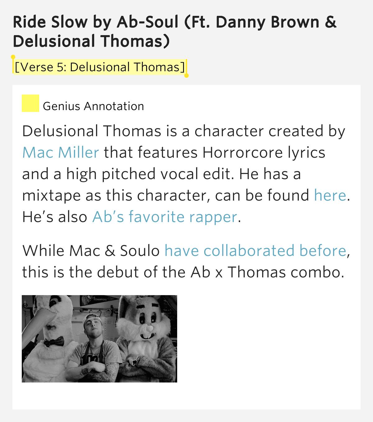 mac miller delusional thomas lyrics - photo #2