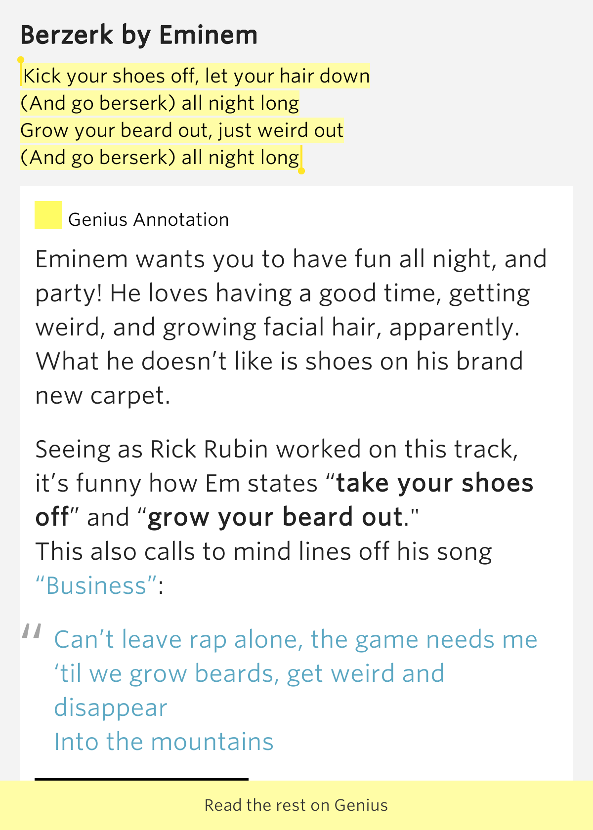 BRAND NEW SHOES LYRICS MEANING | Shoes