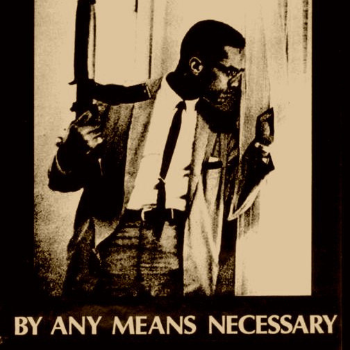 By any means necessary... Kanye West Meaning