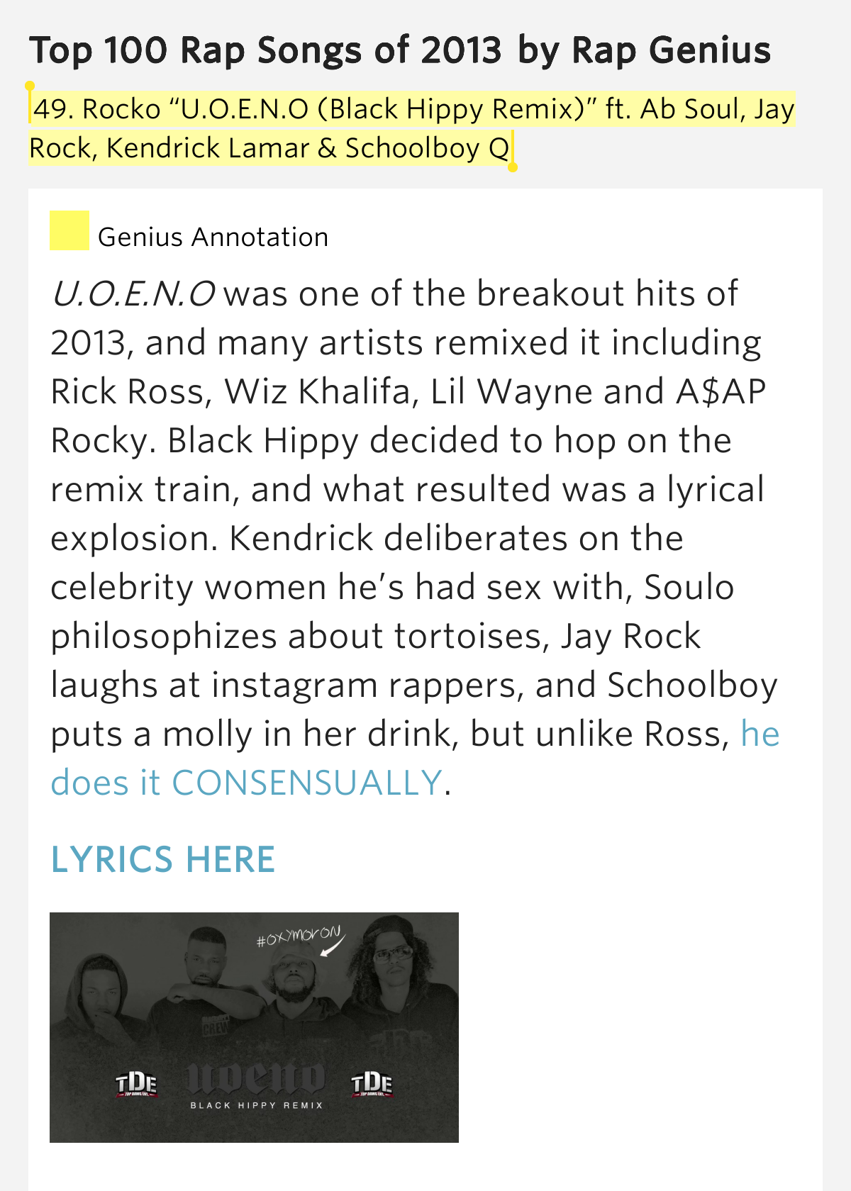 top 100 best rap remixes