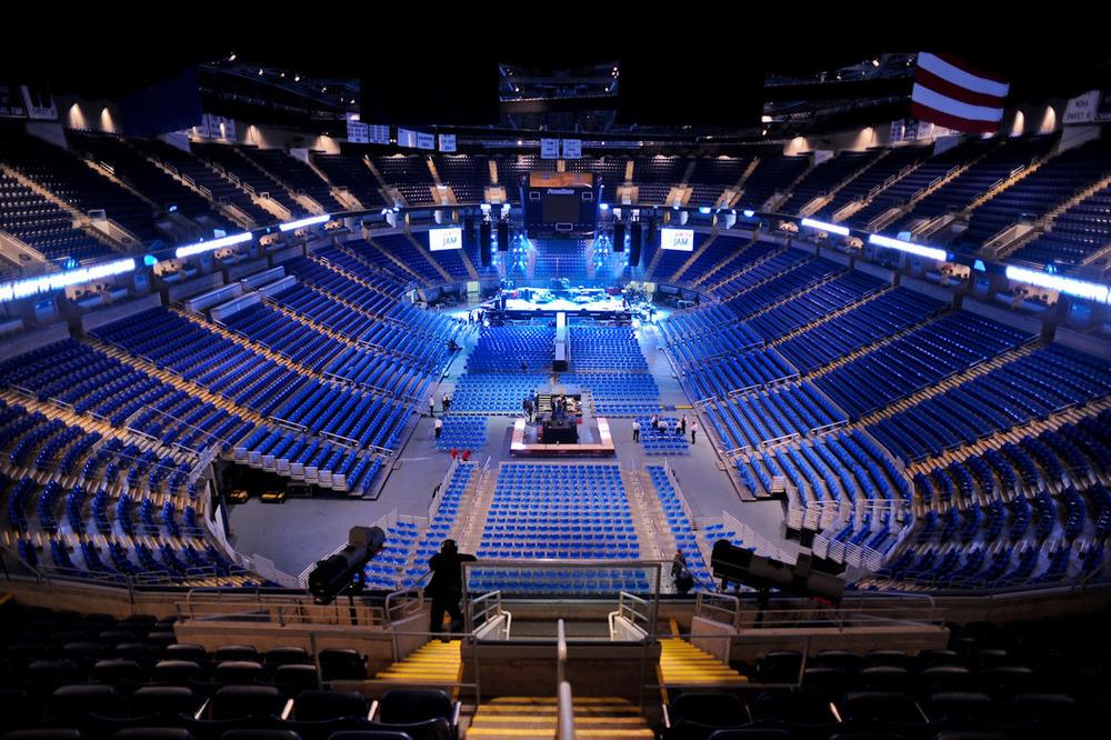 Penn State Hockey Arena Tour