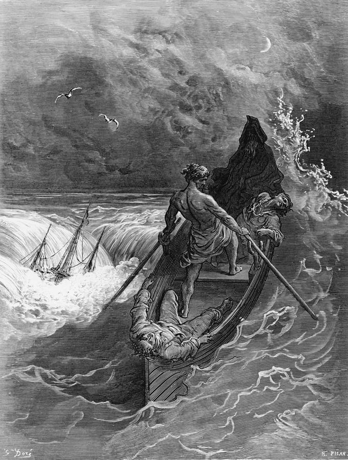 the rime of the ancient mariner essay help A hypertext essay on the rime of the ancient mariner  it is because the writing  of the poem echoes coleridge's past that it seems to speak so.