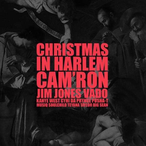 Kanye west christmas in harlem lyrics genius lyrics