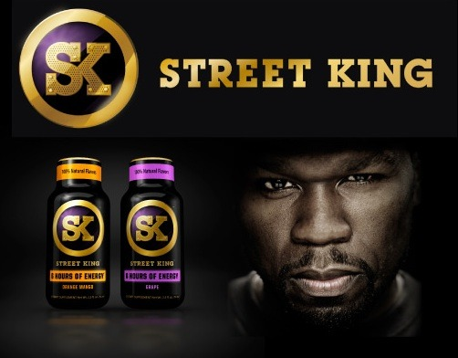 King Energy Drink Energy Drink Street King