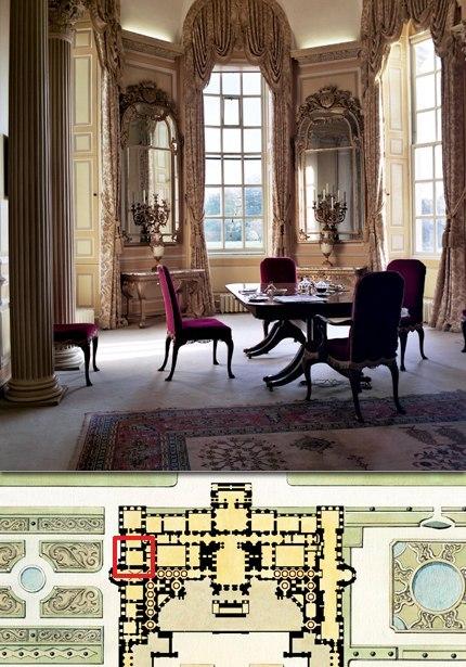 http inside blenheim palace