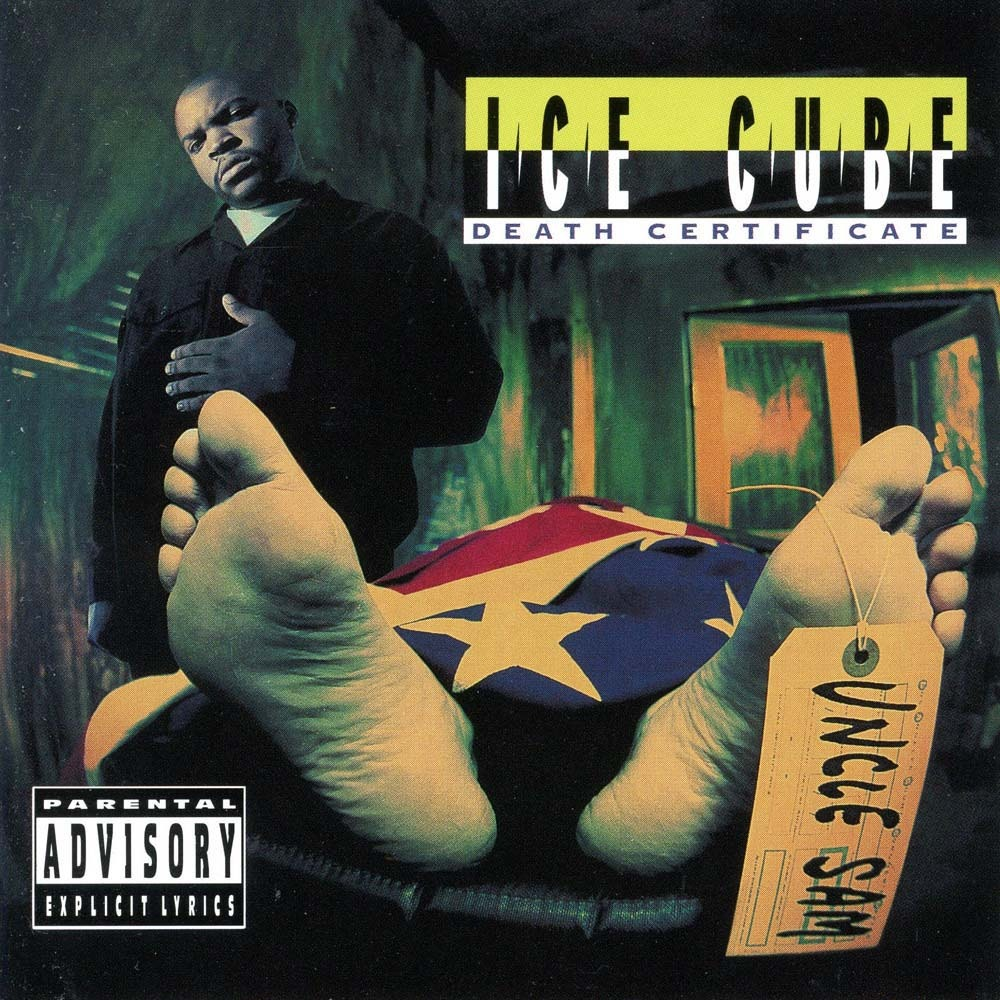 Ice Cube Song List Ele ice cube - death certificate lyrics and tracklist | genius