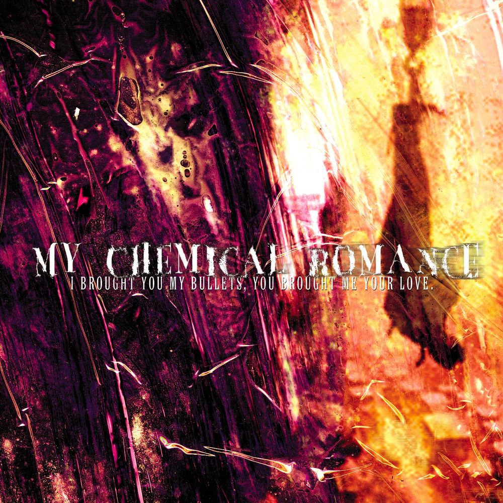 My Chemical Romance – I Brought You My Bullets, You Brought Me ...