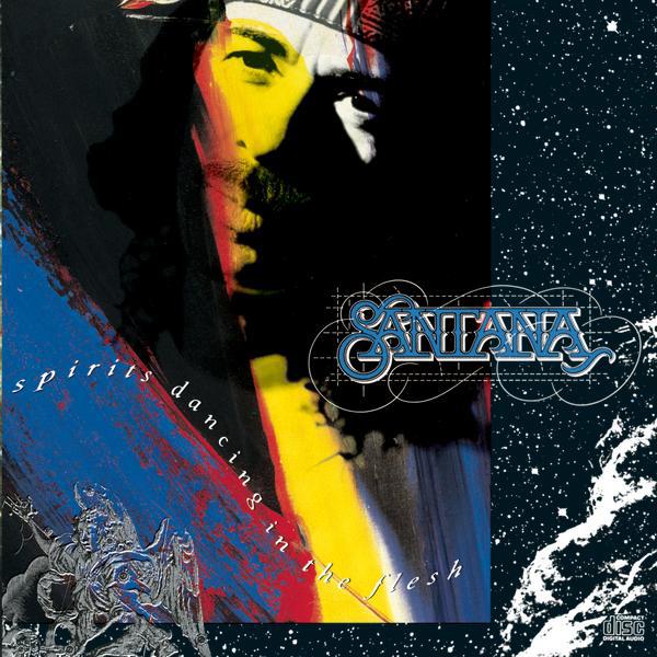 Carlos Santana   Spirits Santana Spirits Dancing In The Flesh