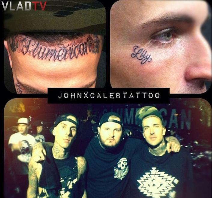 Yelawolf Tattoos Lip Yelawolf Lip Tattoo