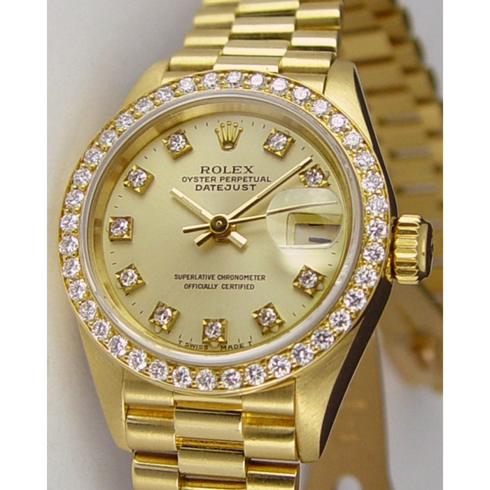 Rolex Watches Rich Man