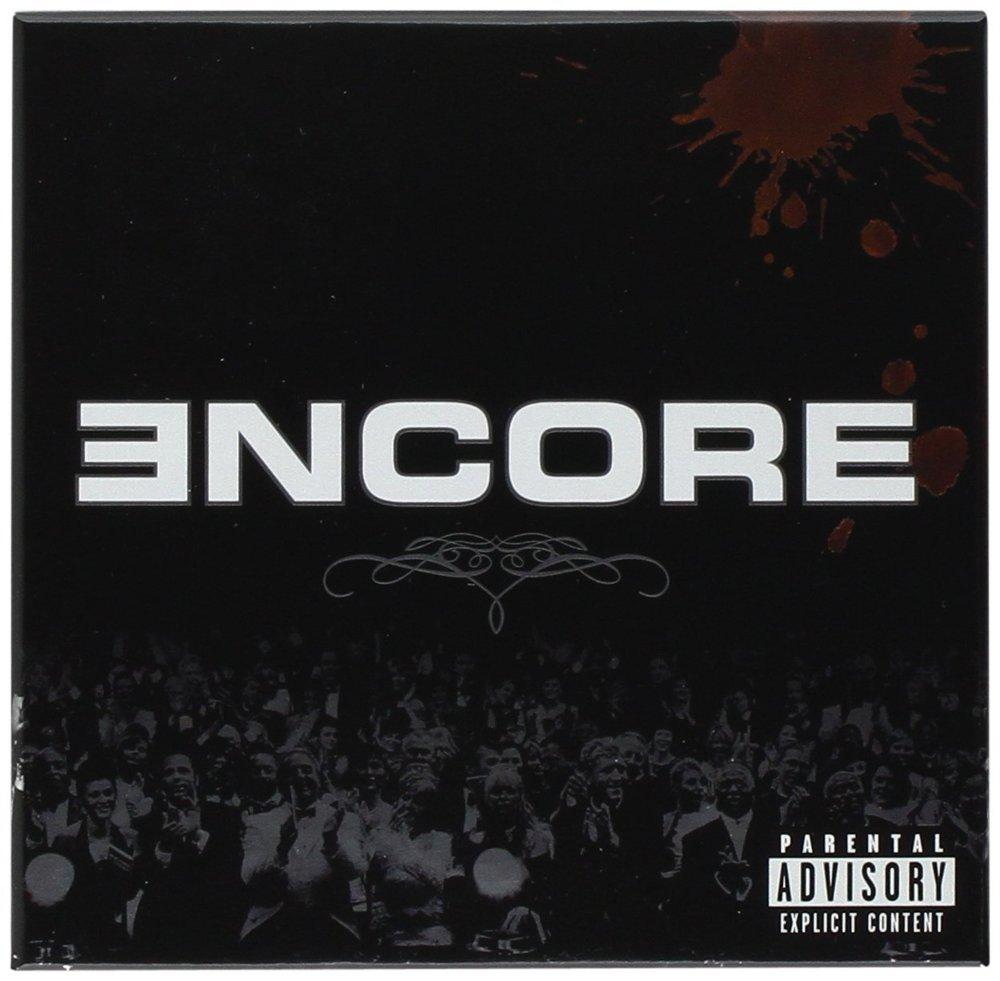 Eminem – Encore Album Art   Genius