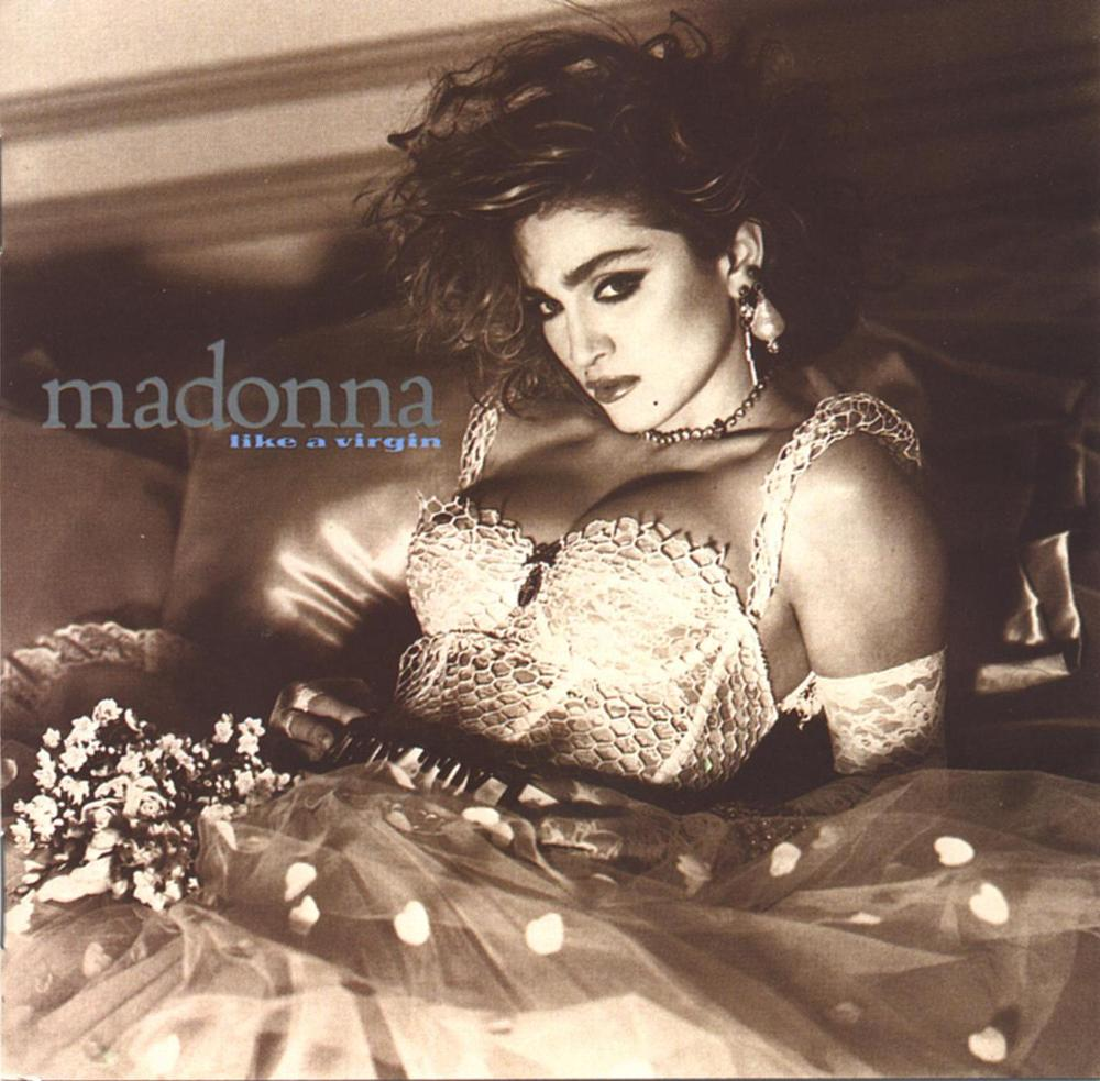 Madonna Lyrics - Like A Virgin