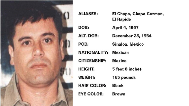 el chapo is the most wanted person in the world he escap thinglink