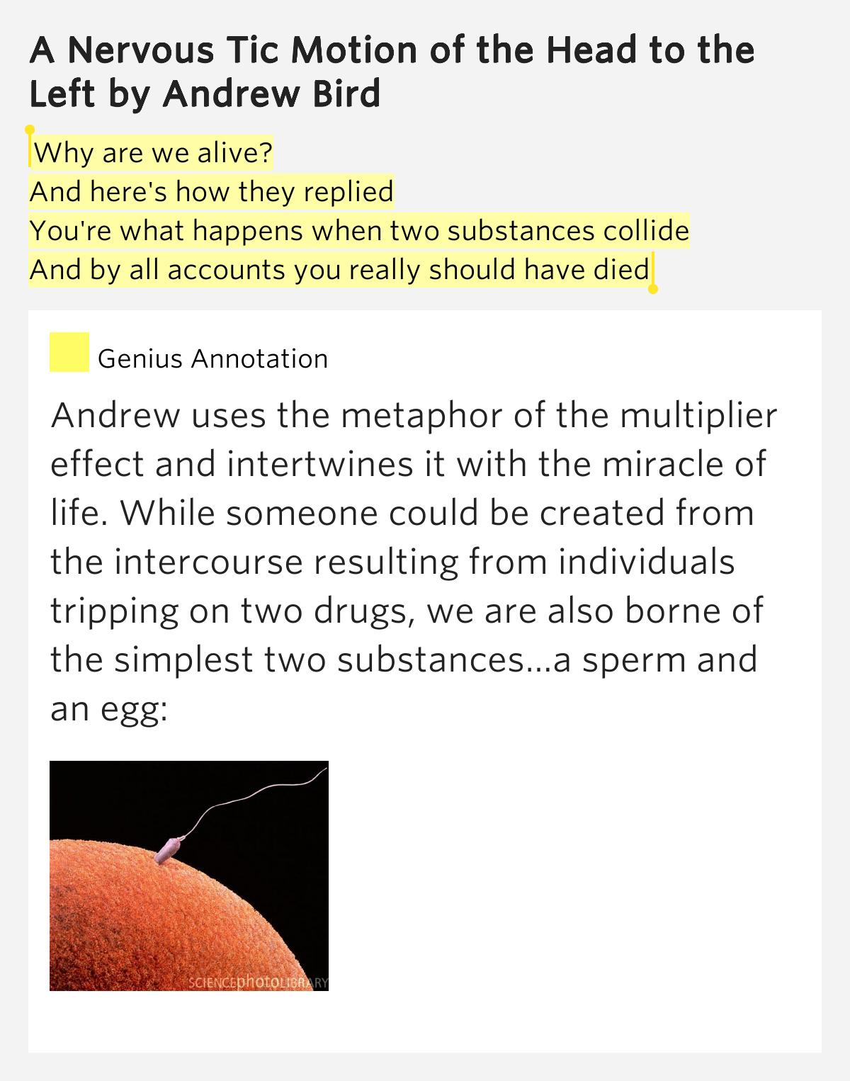 Opinion the multiplier sperm medicine were mistaken