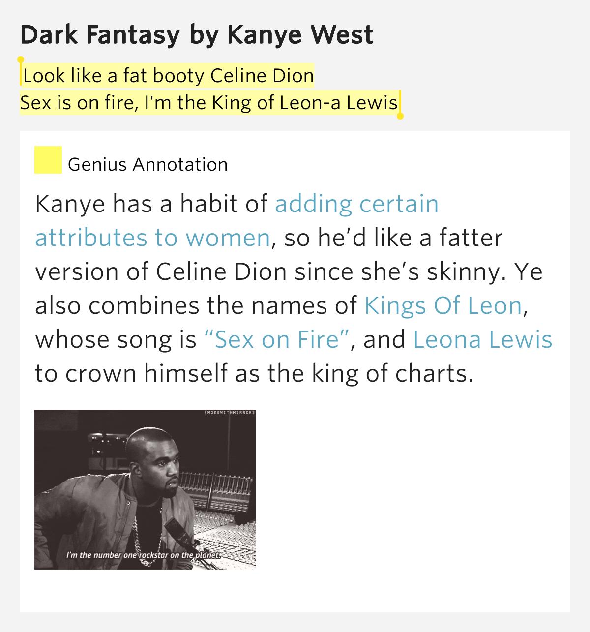 sex on fire lyrics meaning