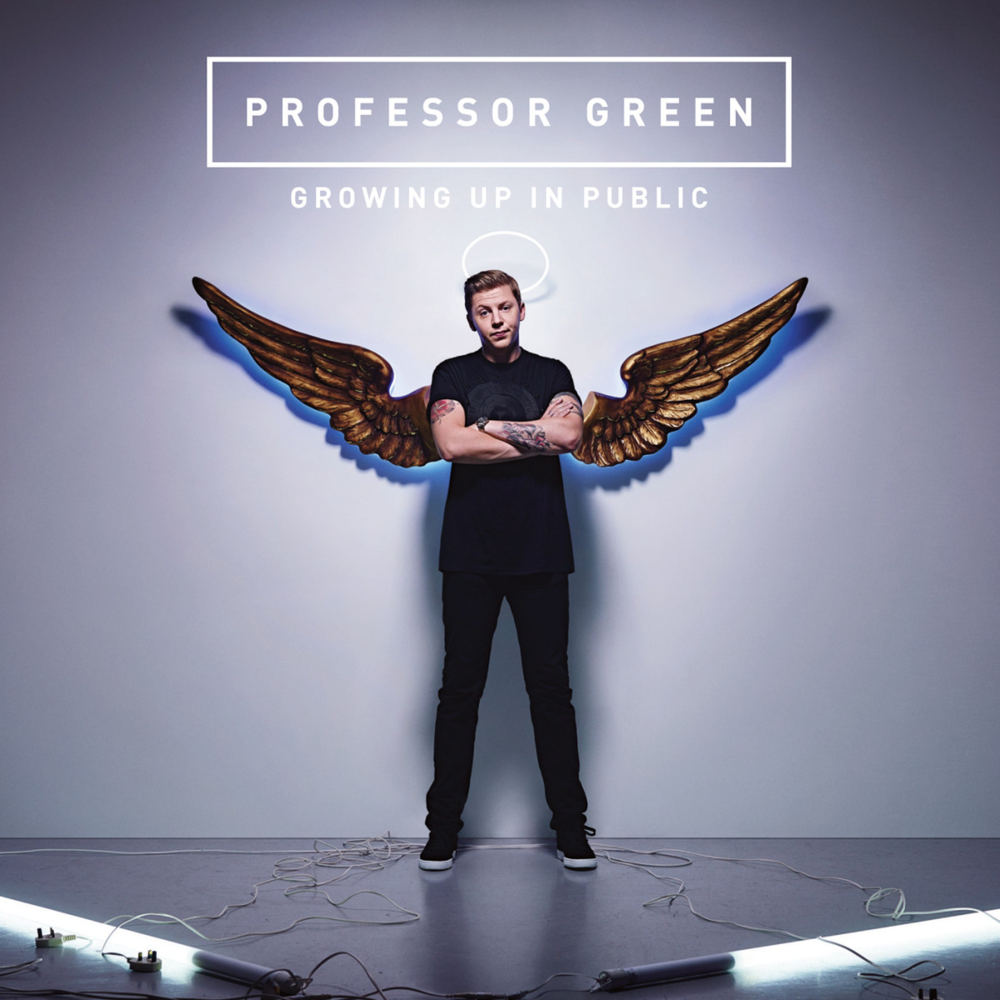 Professor Green – Growing Up In - 795.4KB