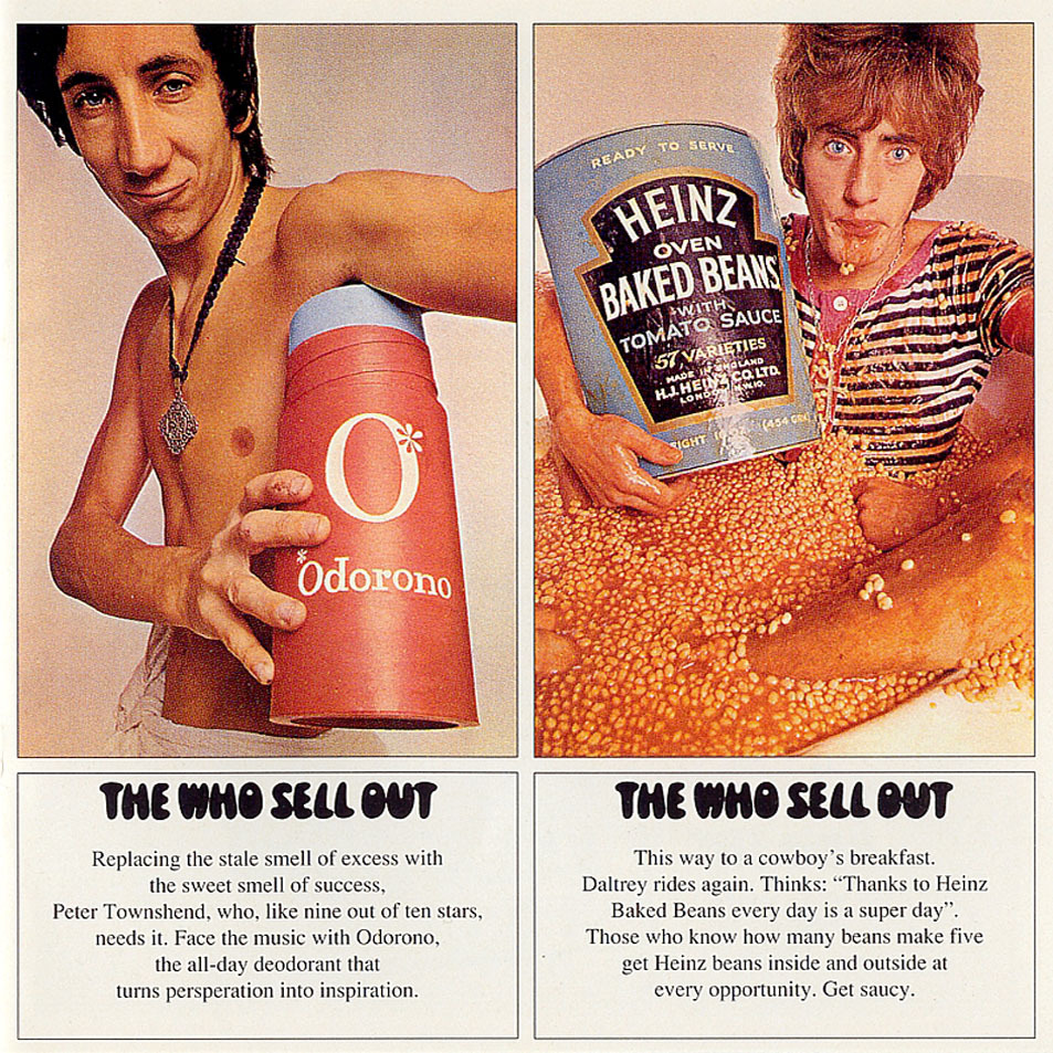 The Who u2013 The Who Sell Out Lyrics Genius