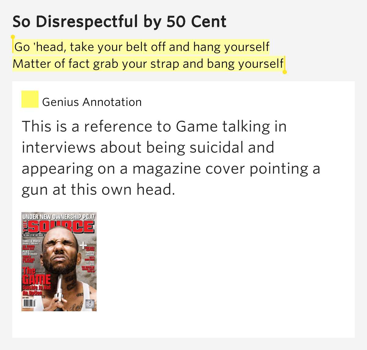 50 Cent - So Disrespectful ( Official FULL HD) - YouTube