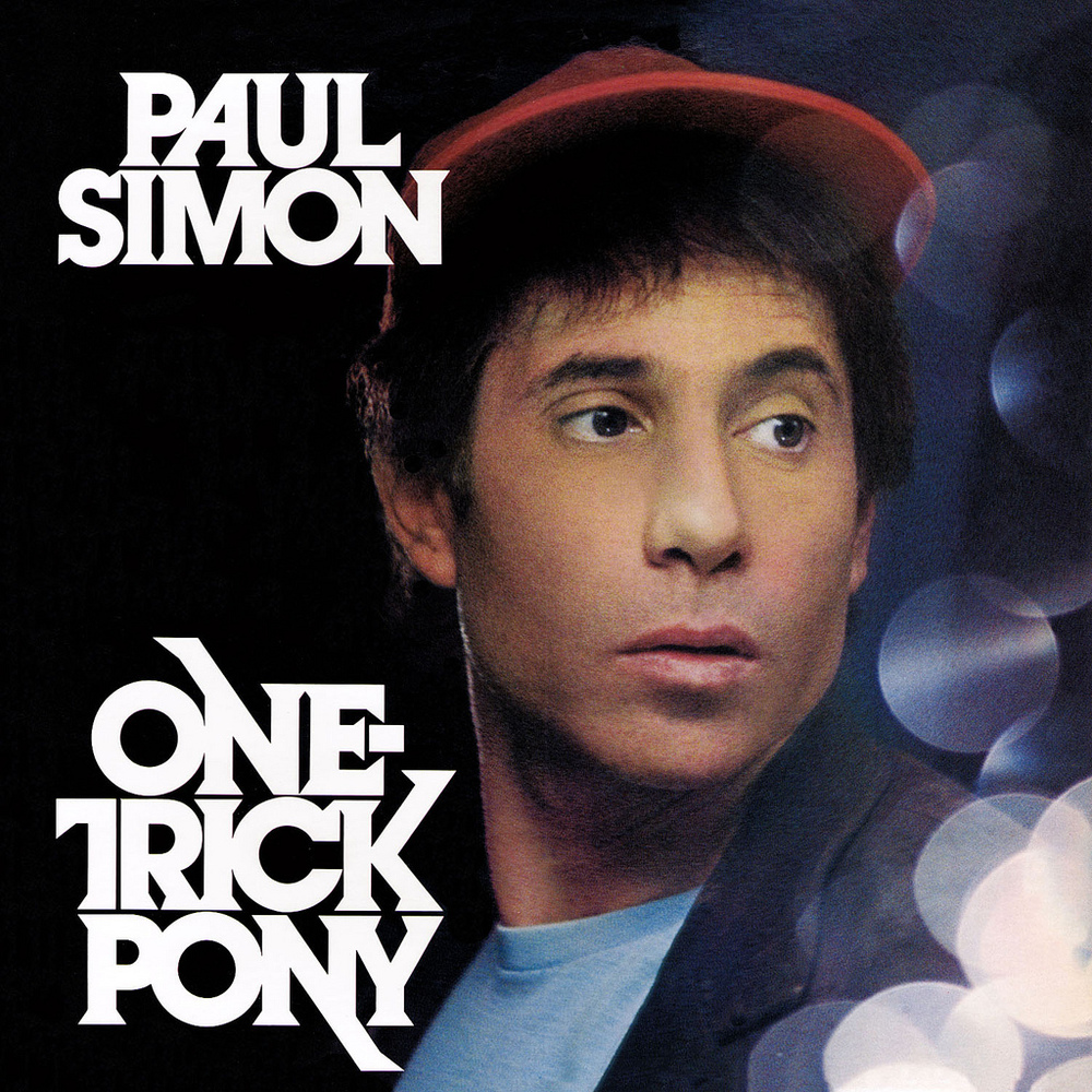Paul Simon One Trick Pony One-trick Pony 1980 Paul
