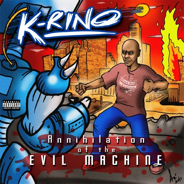 K Rino Annihilation Of The Evil Machine