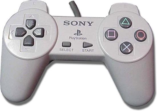 Обычный джойстик для Sony Playstation не вибро проводной no brend. В кредит