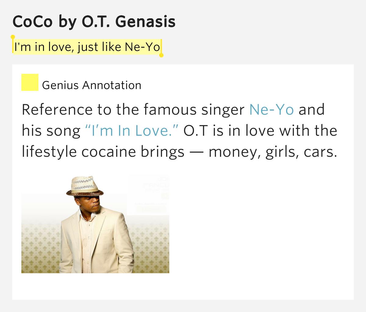 I'm Sorry Lyrics by Ne-Yo - Lyrics On Demand