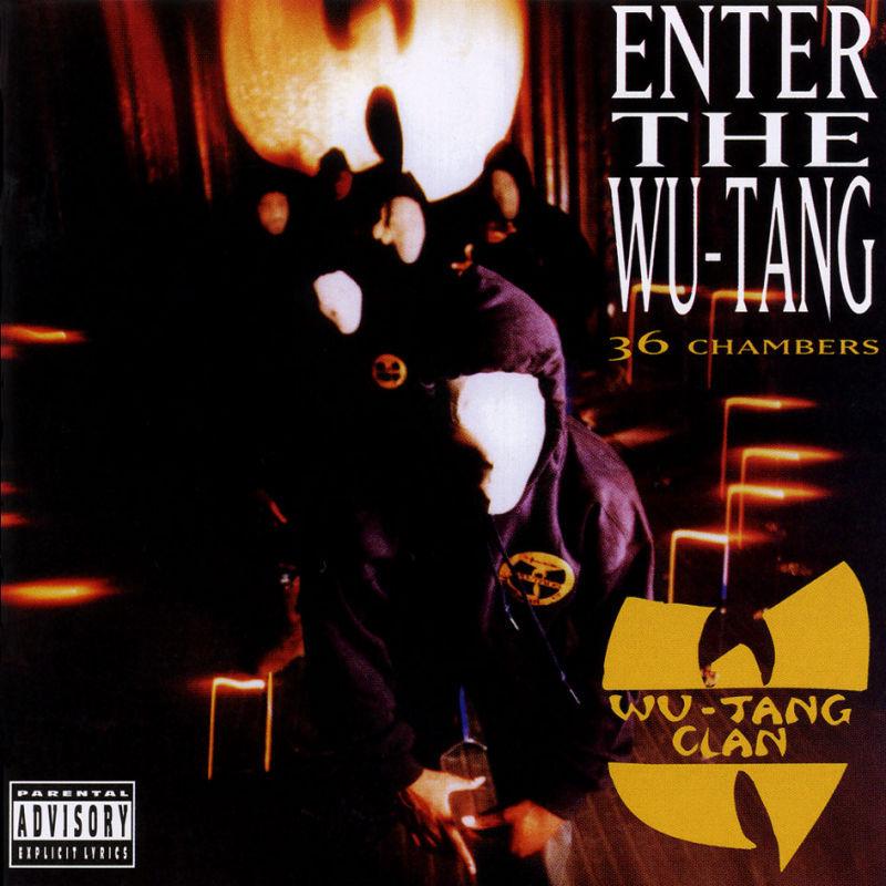 Wu-Tang Clan – Enter the Wu-Tang (36 Chambers) [Album Art ...