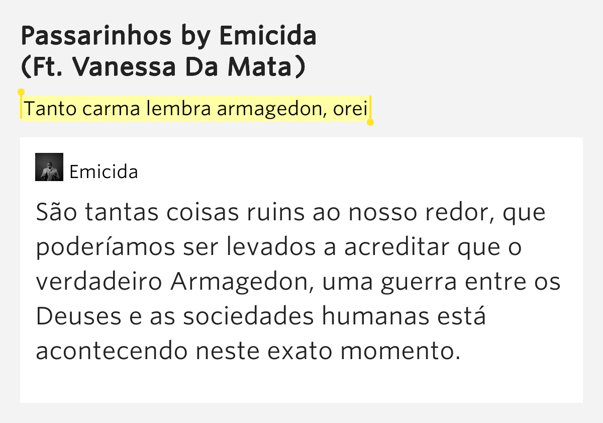 C ARMA – Karma Lyrics | Genius Lyrics