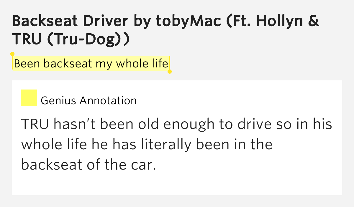 Drive Lyrics Cars: Drive By Cars Lyrics Meaning