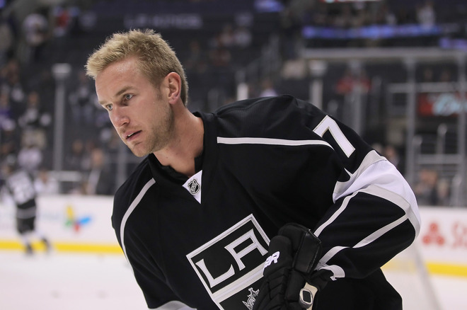 Jeff Carter - Los Angeles KingsJeff Carter Kings