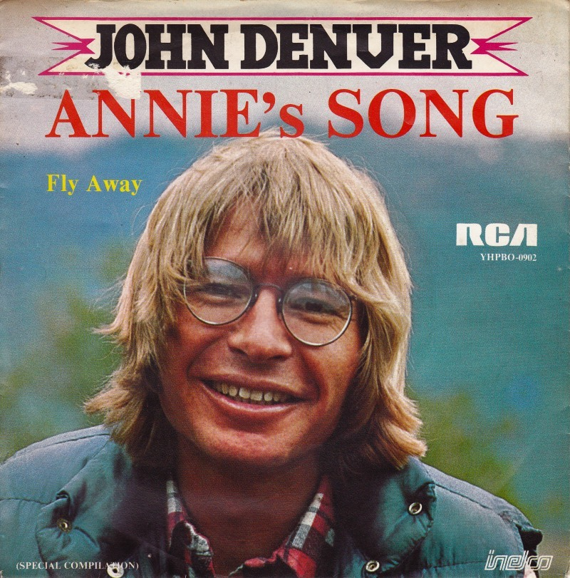 Denver s ex wife annie annie s song is a track from john denver