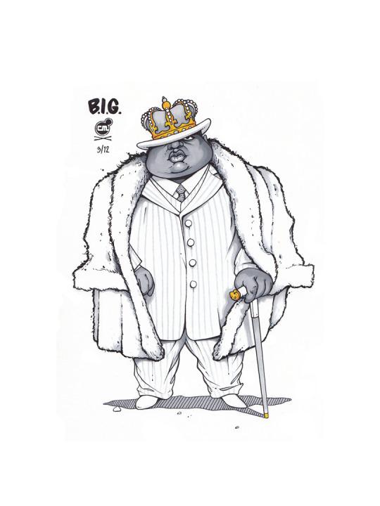 Some Dope Hip Hop Art Drawings Genius