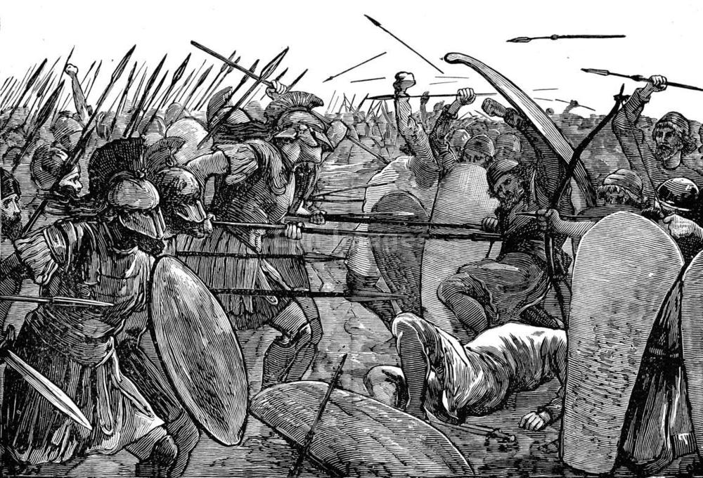 war as a part of life in homers iliad It is futile to look to homer for a condemnation of war: life does have meaning in the iliad but is merely part of the blind workings of an inexplicable.