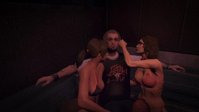 In the strip Club like bow chicka wow wow – GTA 5 Eminem ...