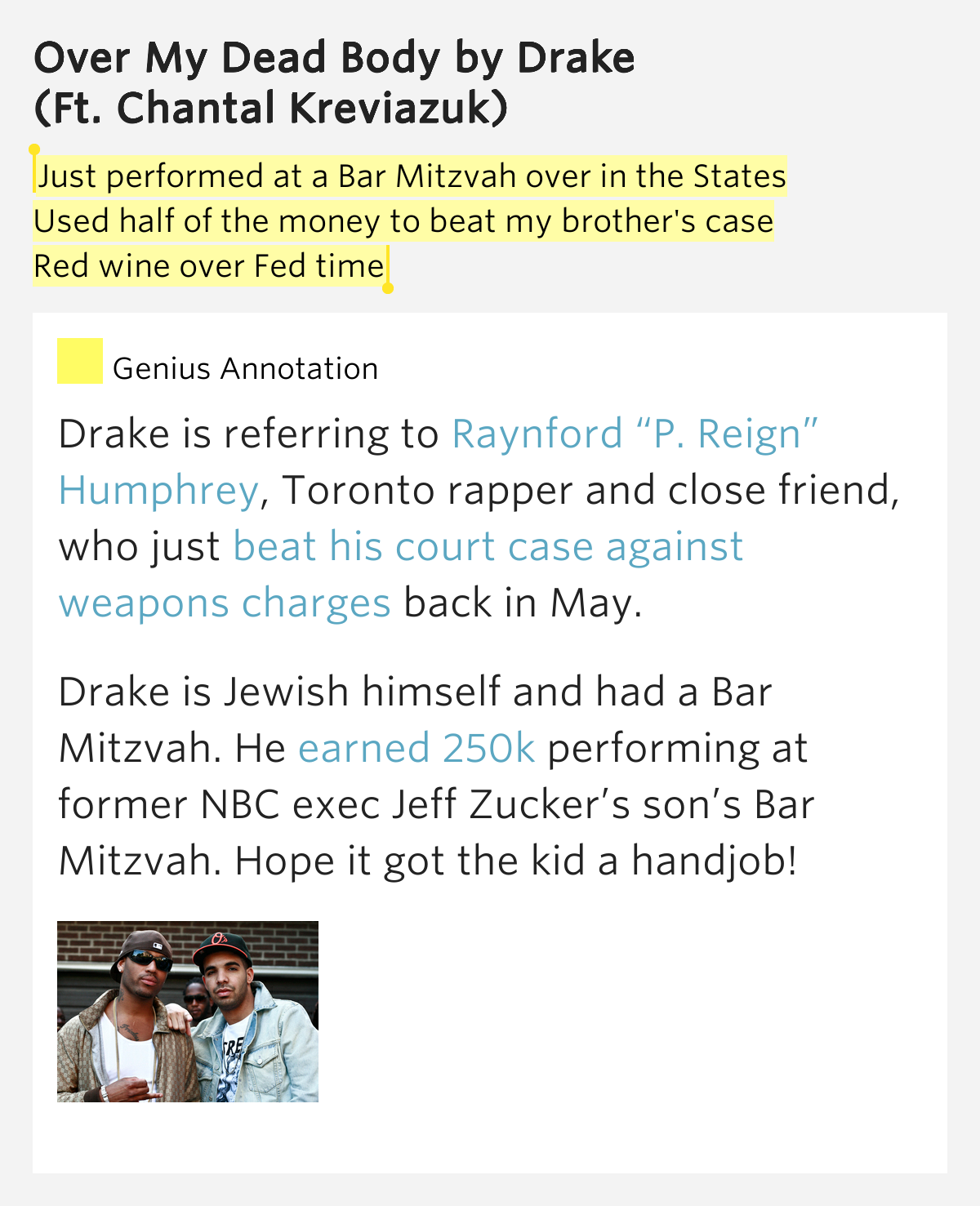 Bar Mitzvah Money Meaning