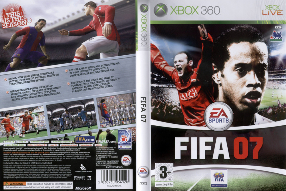 Ea sports fifa history of genius