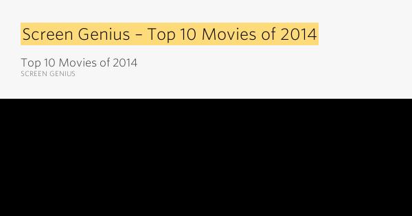 top 10 rap of 2014