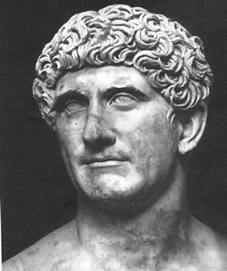 an analysis of the character mark antony in julius caesar a play by william shakespeare These julius caesar quotes with analysis will help you look smart  run into a section in a shakespeare play you don't quite understand  analysis: antony .