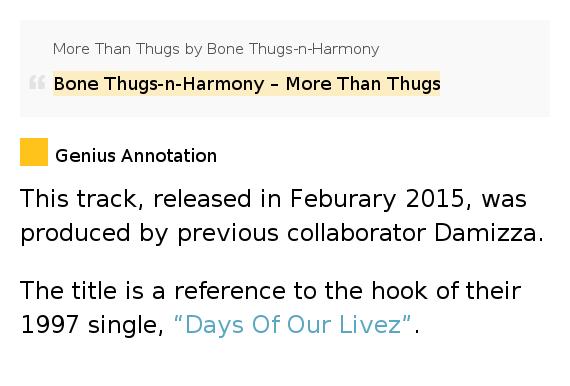 Bone Thugs N Harmony More Than Thugs Download