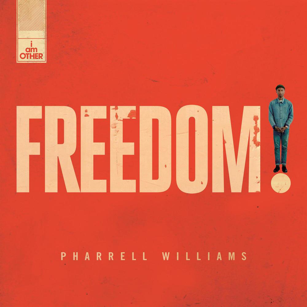 Pharrell Williams – Freedom! Lyrics | Genius F(x) Electric Shock Album Cover
